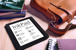 InkPad grey  studentbag
