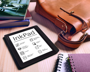 InkPad grey  studentbag