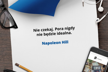 Napoleon Hill cytat