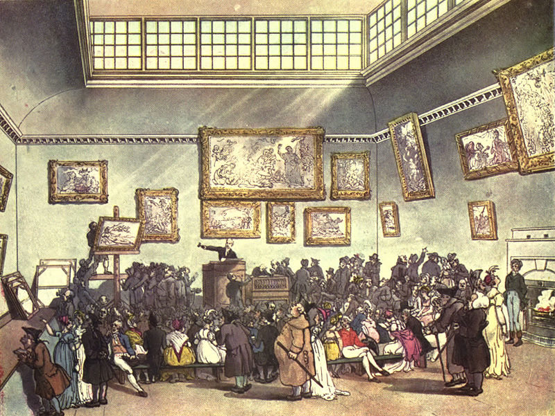 Auction Room