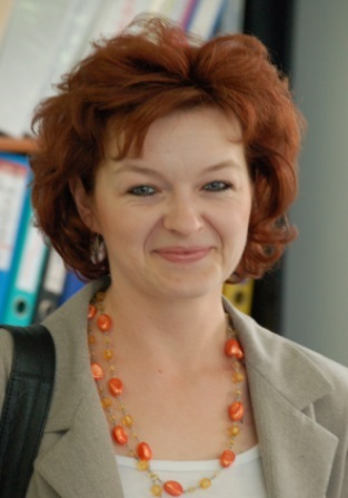 Dr Agnieszka Knap-Stefaniuk