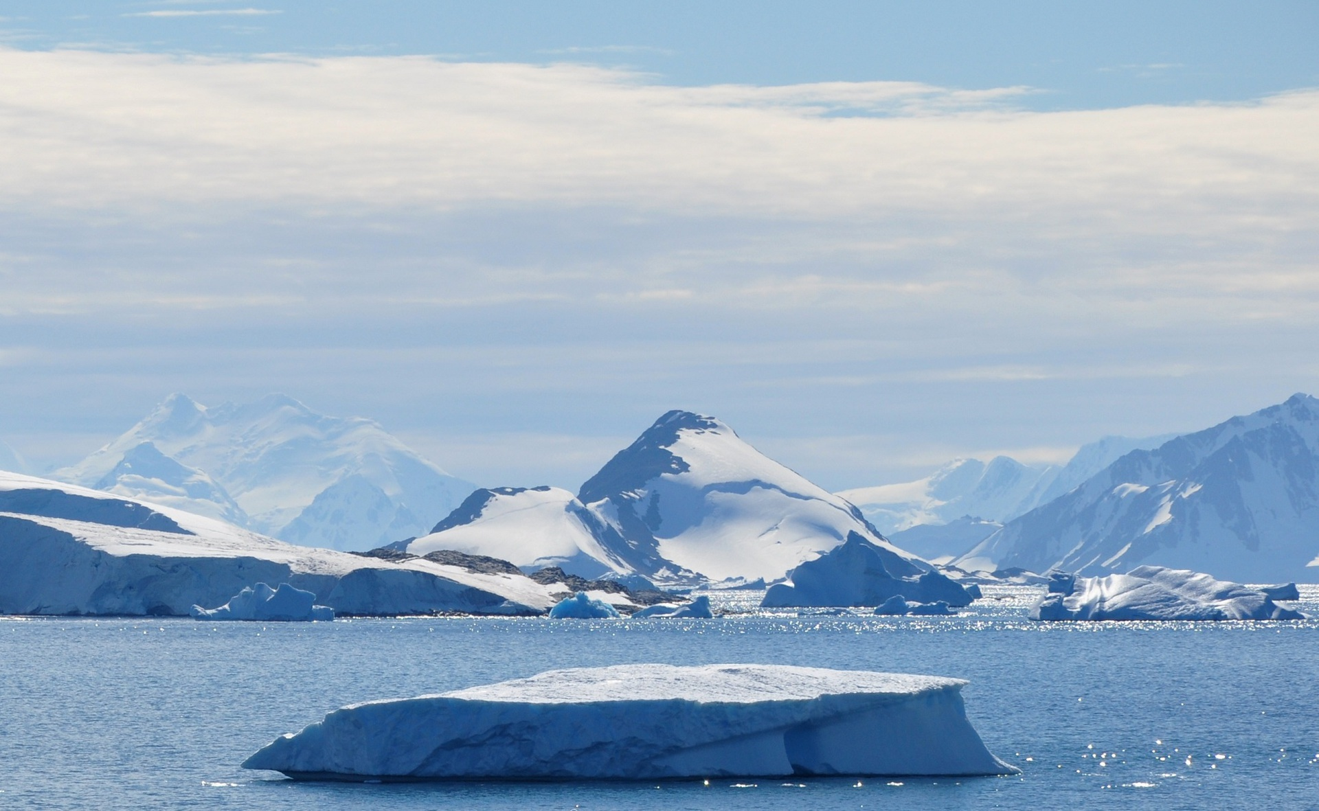 Antarctica Vincent van Zeijst