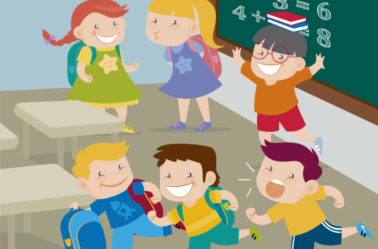 hałas w szkołach