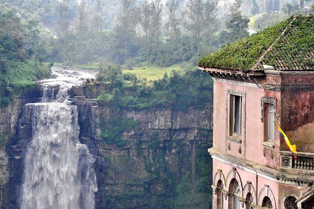 Muzeum Bioróżnorodności i Kultury Wodospadów Tequendama