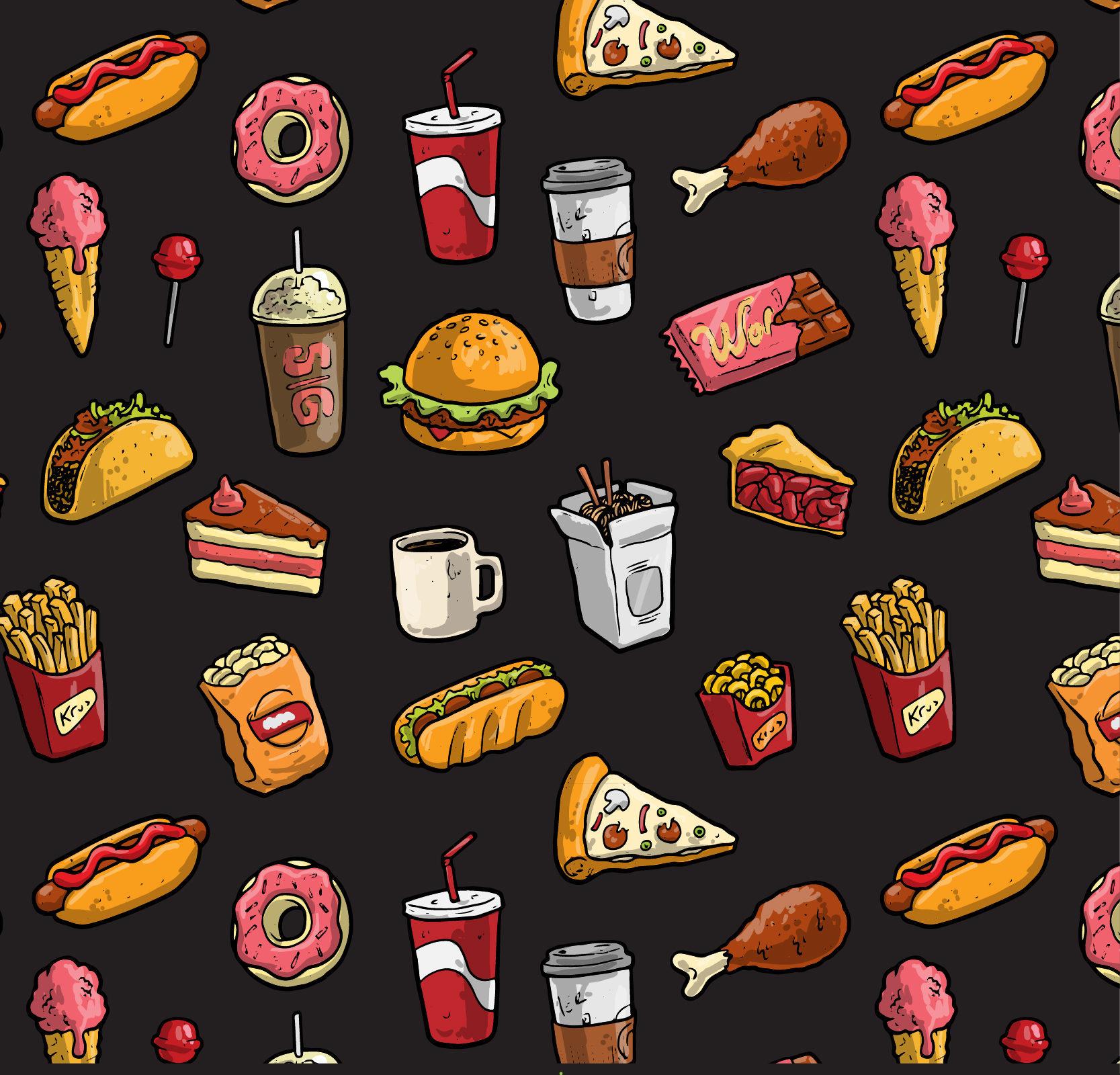 junk food e