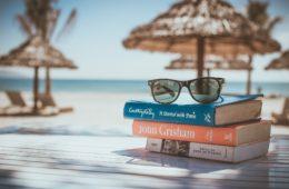plaża i książki