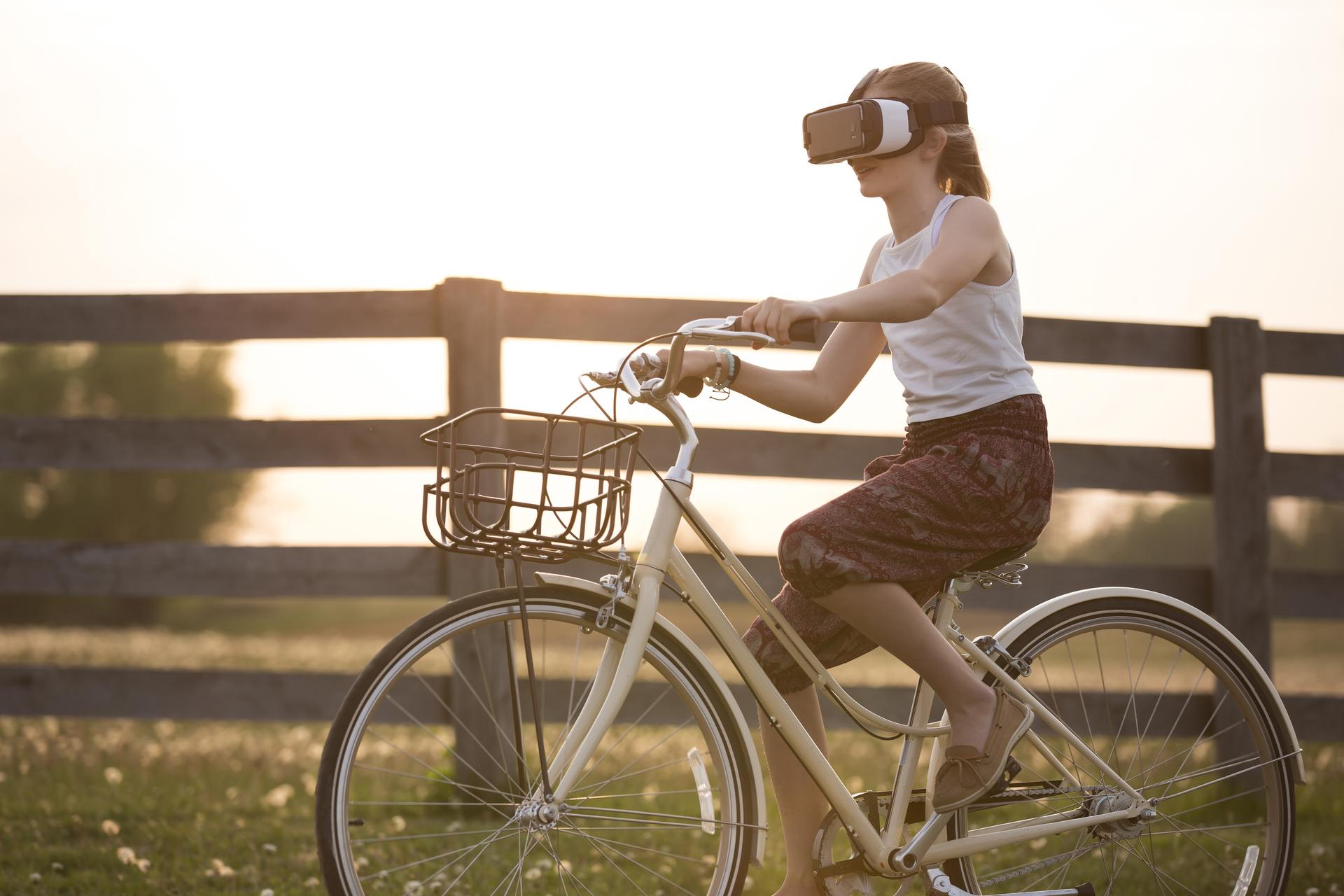 virtual reality librestock
