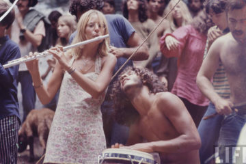 woodstock music festival hippies bill eppridge john dominis  bcfa