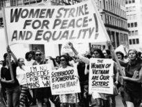 5 największych protestów kobiet w historii
