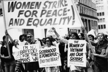 Women'sStrikeForPeace AndEquality