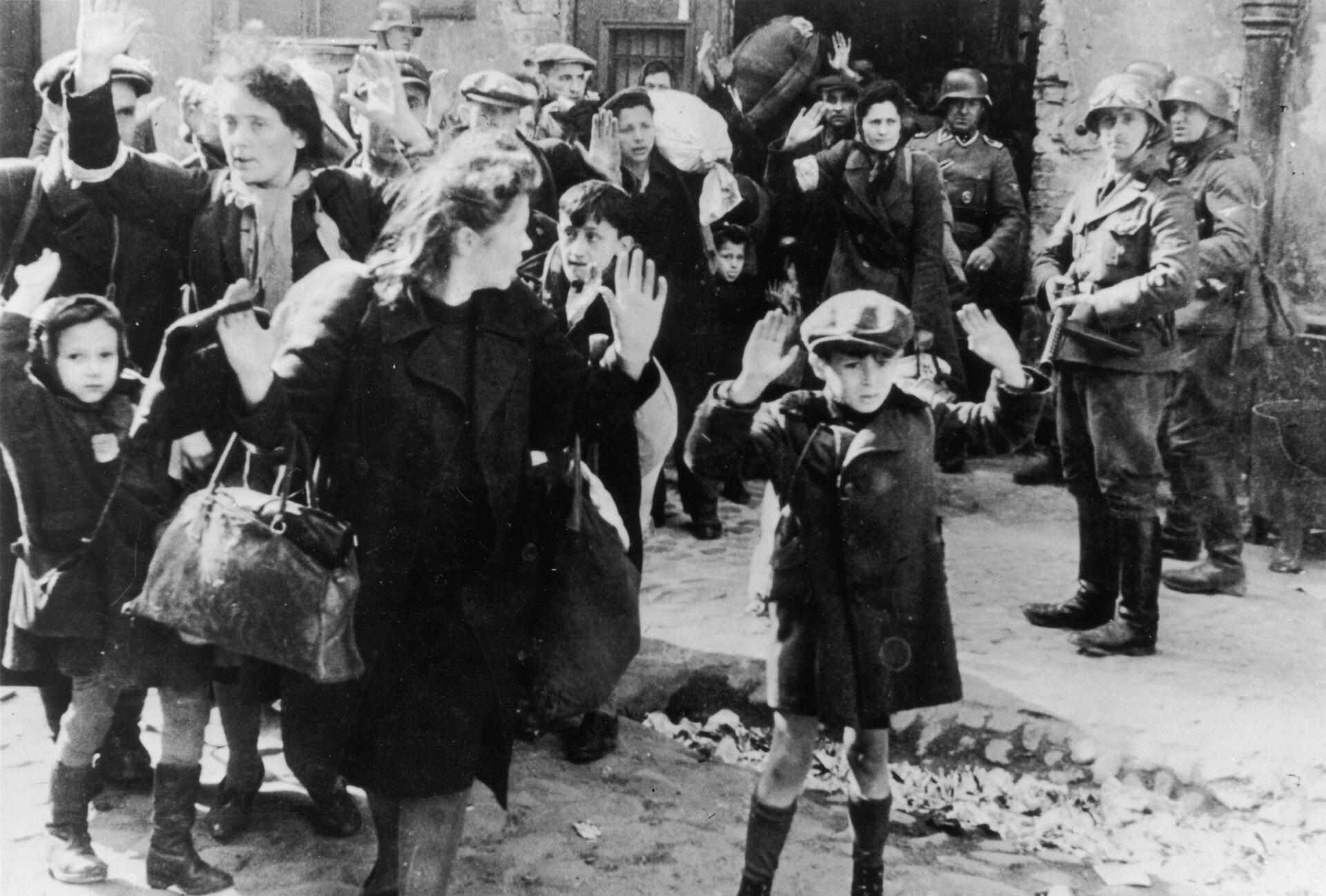 Powstanie w getcie warszawskim. Zobacz historyczne zdjęcia