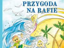 """EduContest #17 Wygraj książkę dla dzieci """"Przygoda na rafie"""" Wydawnictwa Bernardinum"""