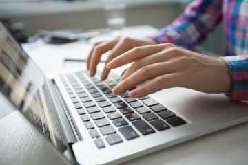 Pisanie Na Laptopie