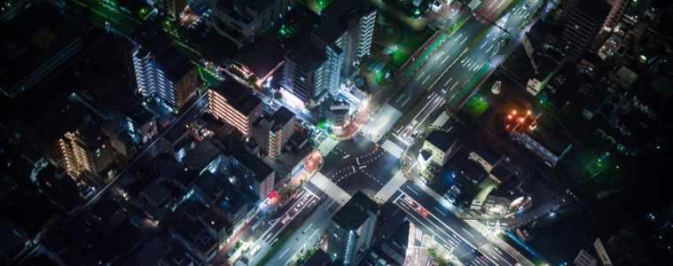 Miasto Nocą